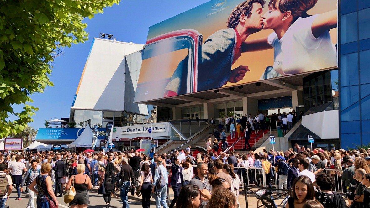 Festiwal Filmowy w Cannes, Lazurowe Wybrzeże