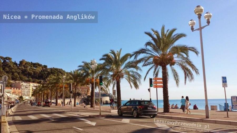 Nicea, Lazurowe Wybrzeże, atrakcje, przewodnik