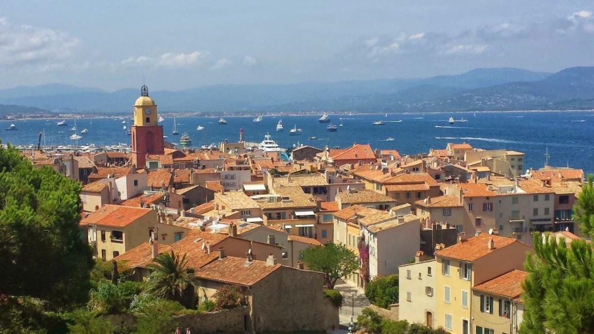 Panorama Saint-Tropez