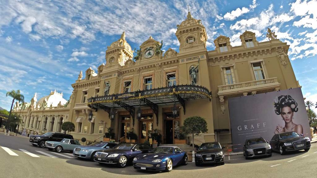 Legendarne kasyno w Monako Monte Carlo