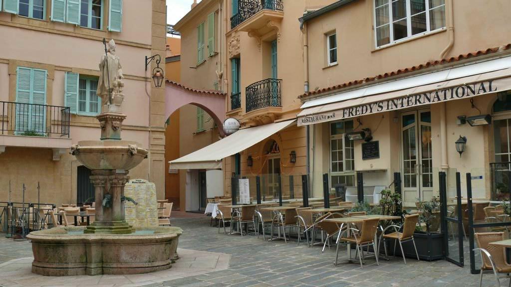 Plac św. Mikołaja w Monako