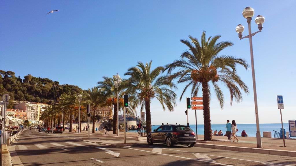 Promenada Anglików w Nicei