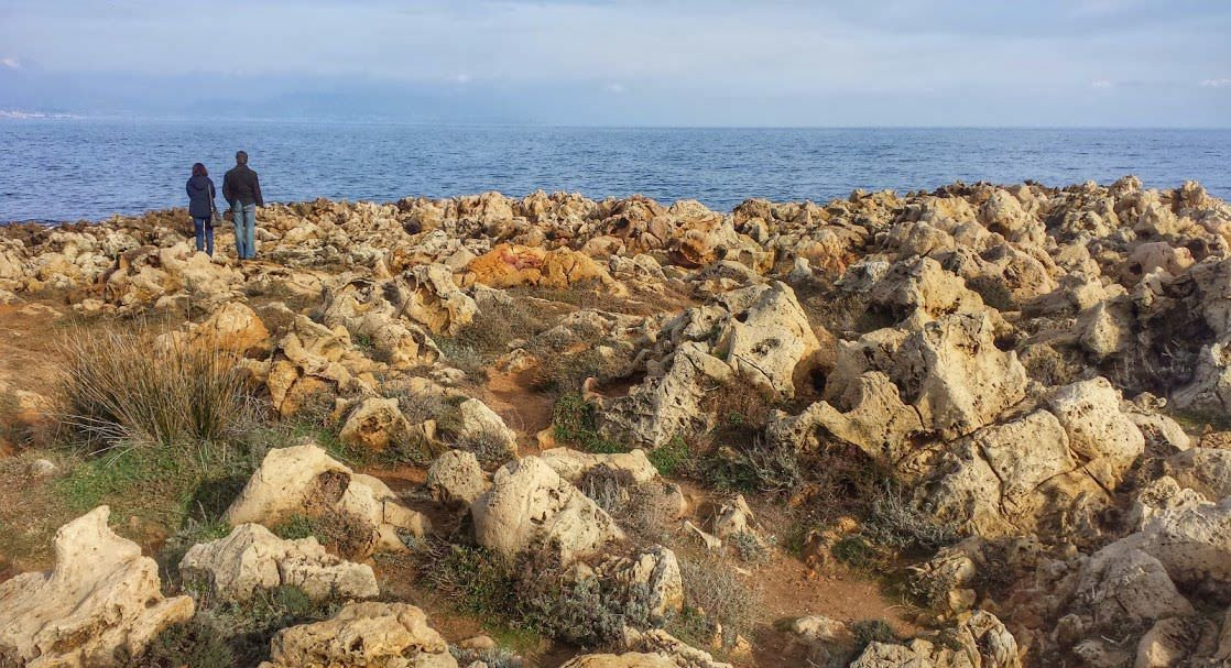 Półwysep Cap d'Antibes na Lazurowym Wybrzeżu