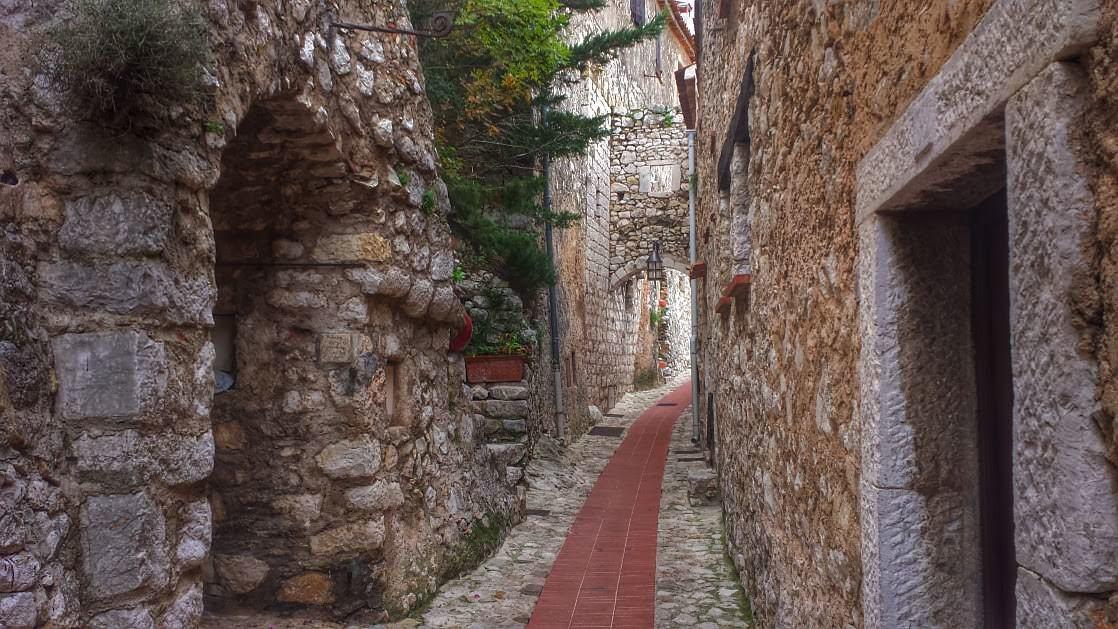 Stare Miasto w Eze