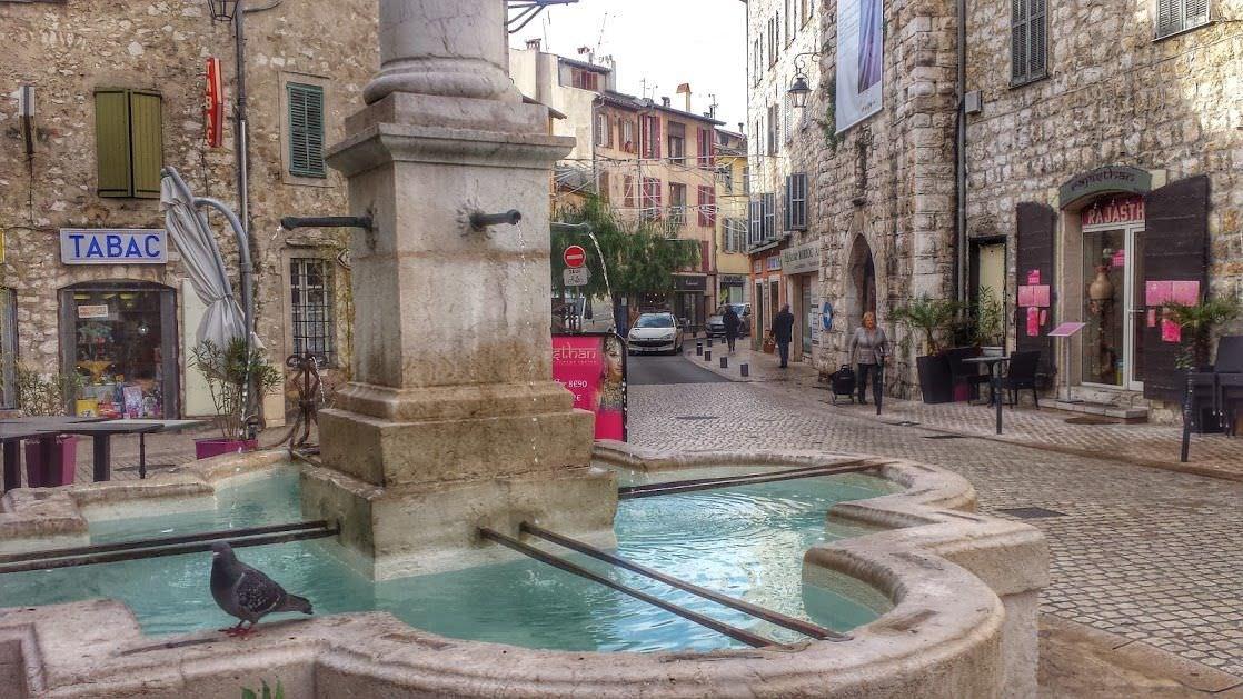 Stare Miasto w Vence
