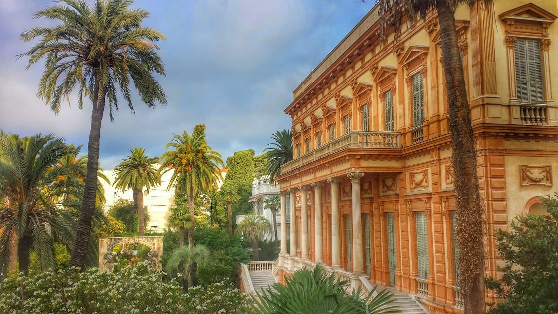 Muzeum Sztuk Pięknych w Nicei (Musée des Beaux-Arts de Nice)