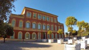 Villa des Arènes, w której mieści się Muzeum Matisse'a w Nicei