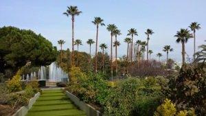 Park Phoenix w Nicei