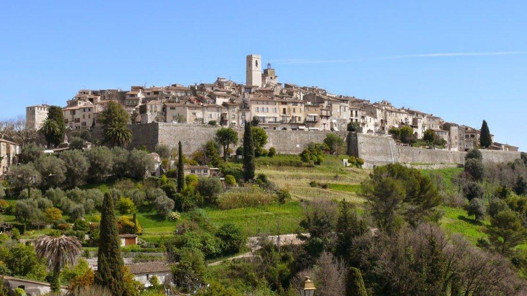 Panorama Saint-Paul de Vence