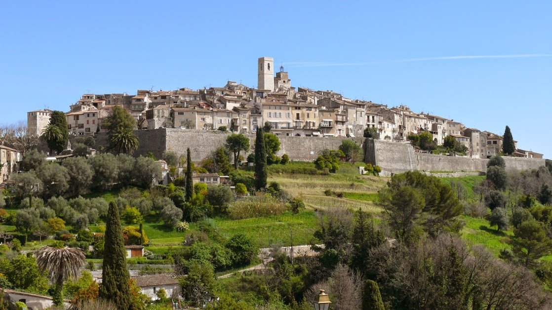Panorama Saint-Paul de Vence