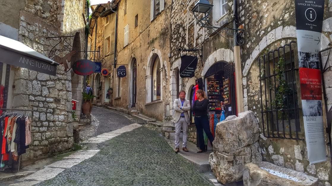 Rue Grande, Saint-Paul de Vence