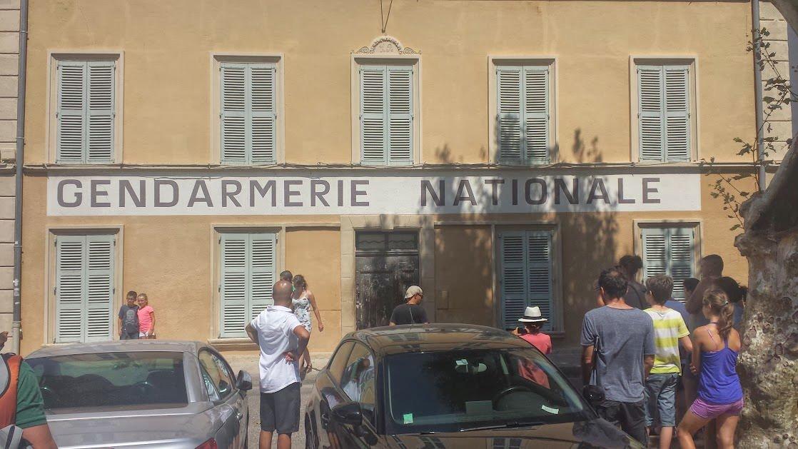Filmowy posterunek żandarma z Saint-Tropez