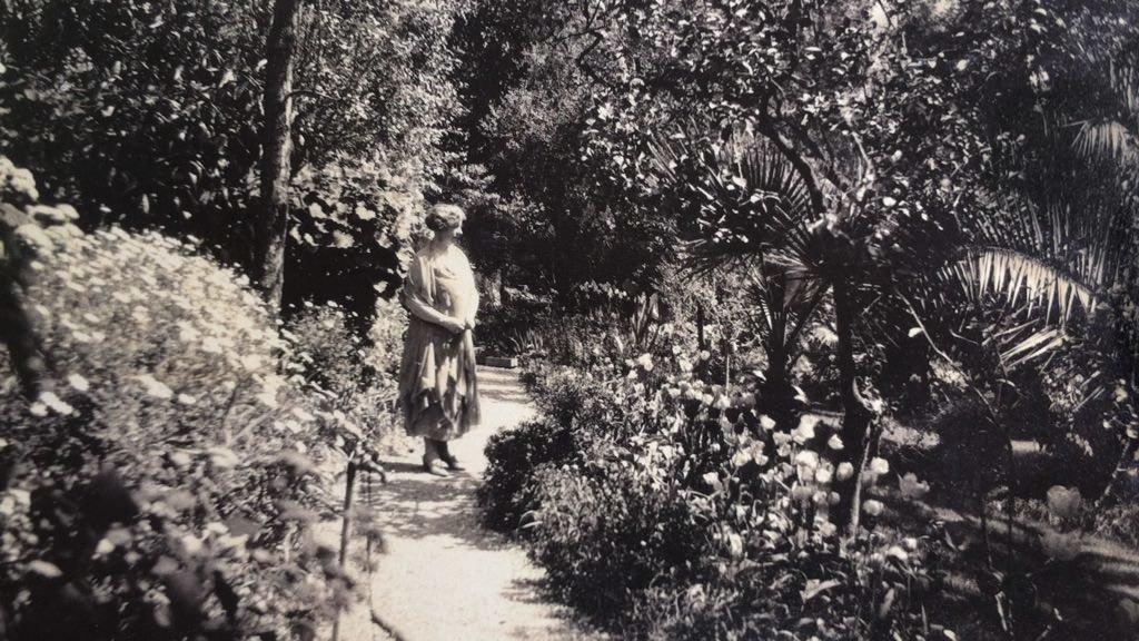 W ogrodzie Lou Paradou (mat. wyd.)