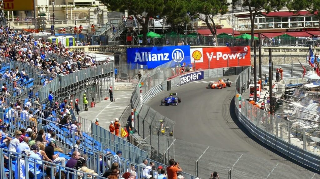 Formuła 1, Monako Monte Carlo