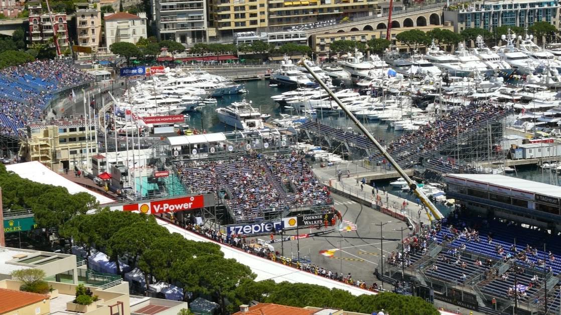 Grand Prix Formuła 1, Monako Monte Carlo