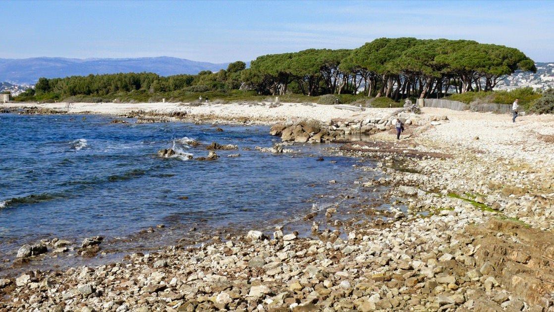 Wyspa św. Małgorzaty niedaleko Cannes