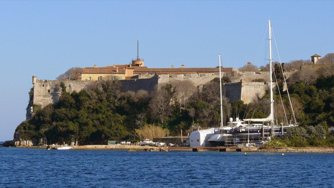 Fort Royal na Wyspie Św. Małgorzaty niedaleko Cannes