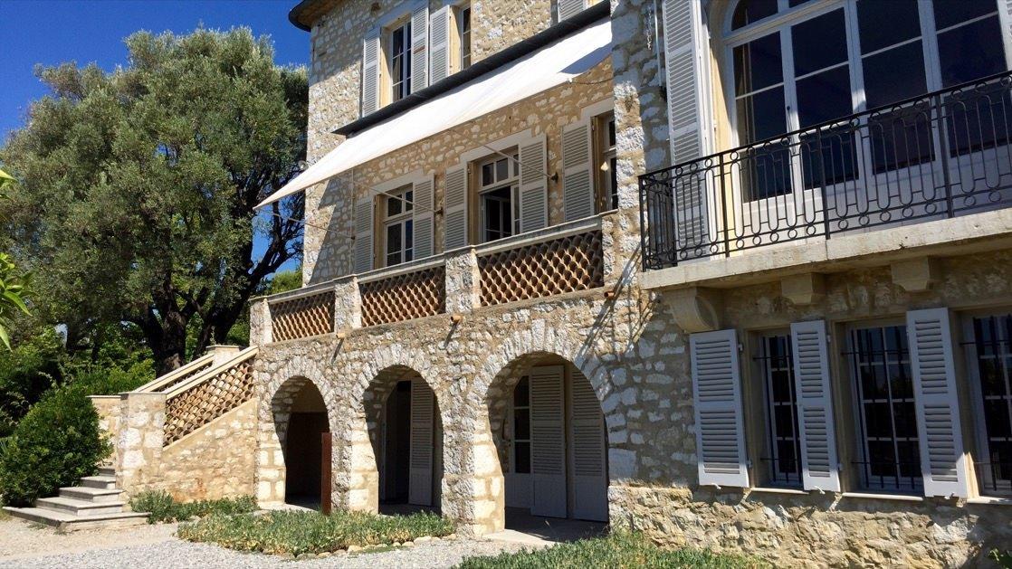 Willa i muzeum Auguste Renoir w Cagnes-sur-Mer