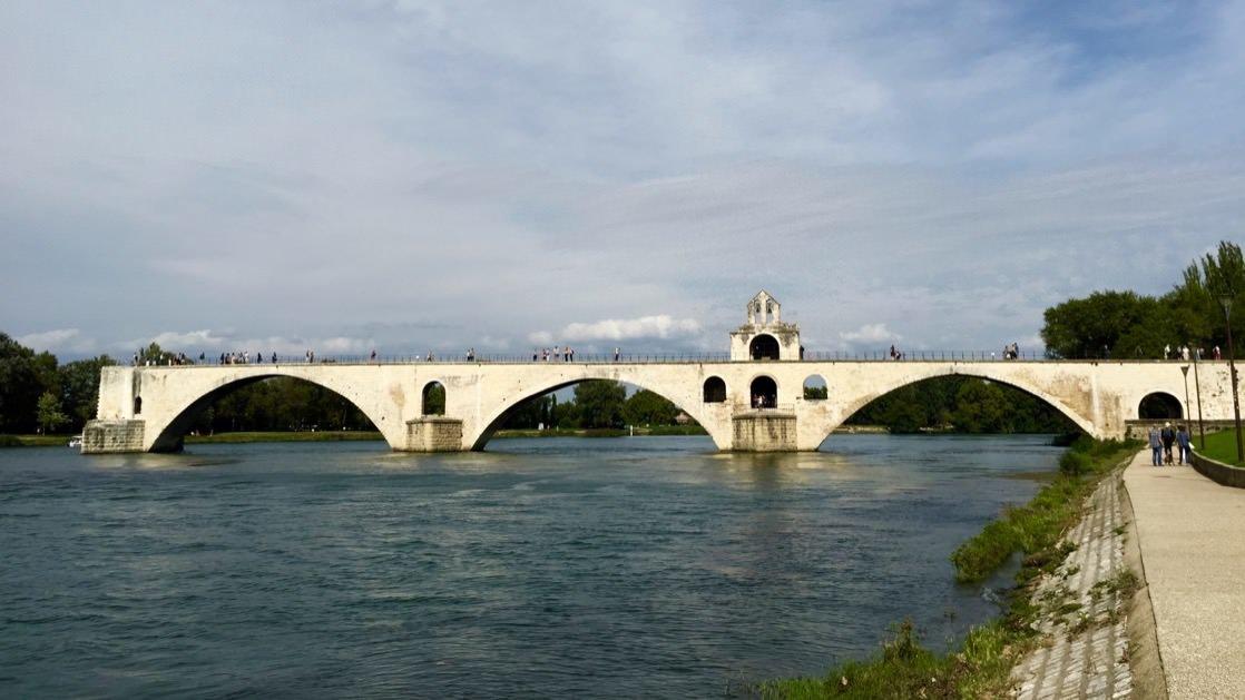 Most św. Benedykta w Awinion (także znany jako most św. Benezeta)