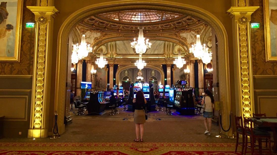 Sala Europejska, kasyno w Monte Carlo