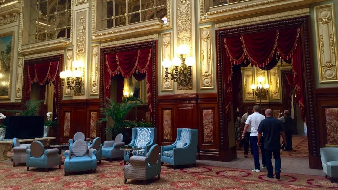 Sala Touzeta (nazwana od nazwiska architekta) w kasynie w Monte Carlo