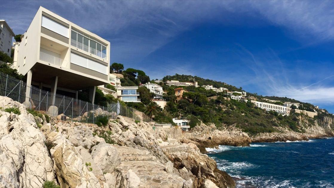 Cap de Nice - półwysep w Nicei, Lazurowe Wybrzeże