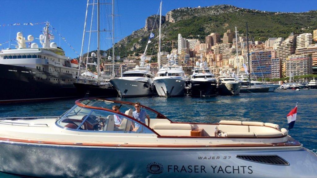 Monako Yacht Show, Lazurowe Wybrzeże