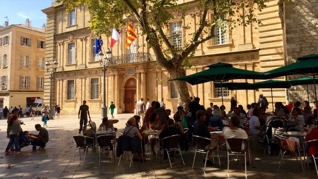 Aix en provence atrakcje i hotele przewodnik prowansja for Mla salon de provence