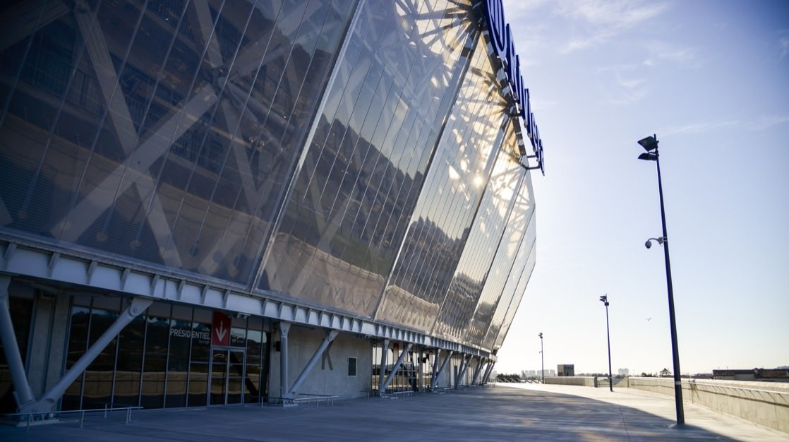 Euro 2016 we Francji, stadion Allianz Riviera, Nicea. Foto: Allianz Riviera