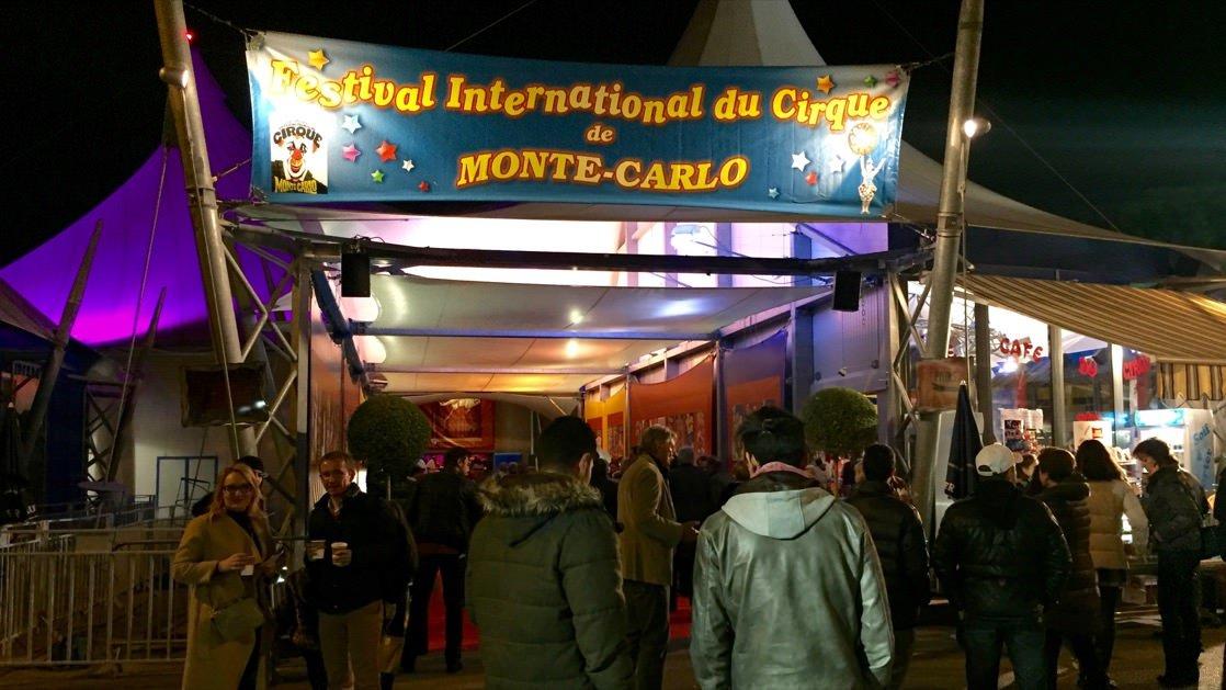 Cyrk Monte Carlo