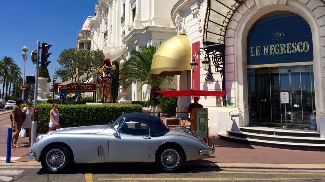 Wypożyczalnia samochodów Nicea