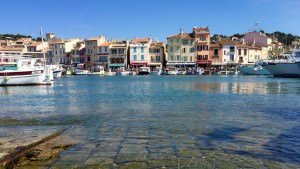 Stary Port w Cassis
