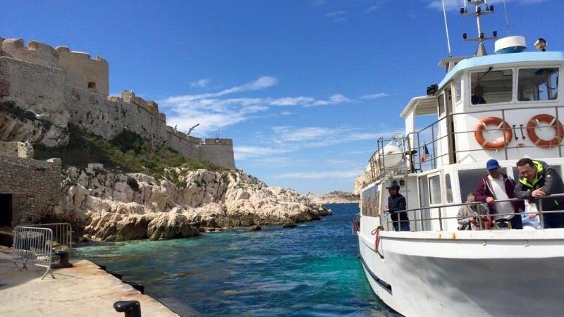 Wyspa If obok Marsylii