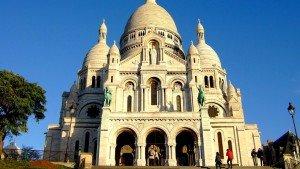 Bazylika Sacre Coeur w Paryżu. Zdjęcie: pixabay.com