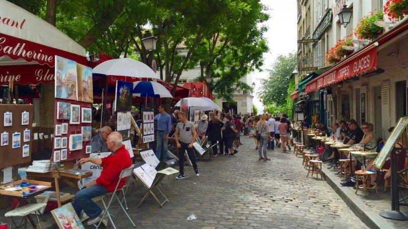Pięć dni w Paryżu - plan zwiedzania