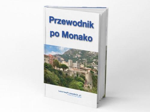 Przewodnik po Monako, ebook, PDF