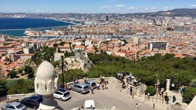 Jeden dzień w Marsylii - plan zwiedzania i darmowy przewodnik