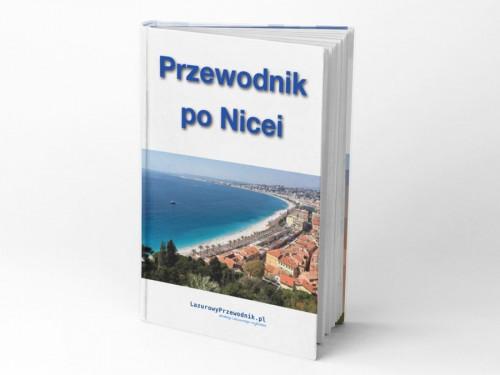 Ebook PDF Przewodnik po Nicei