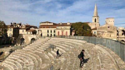 Teatr antyczny w Arles