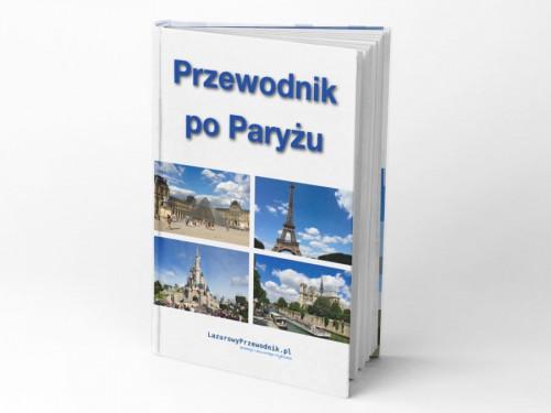 Ebook PDF Przewodnik po Paryżu