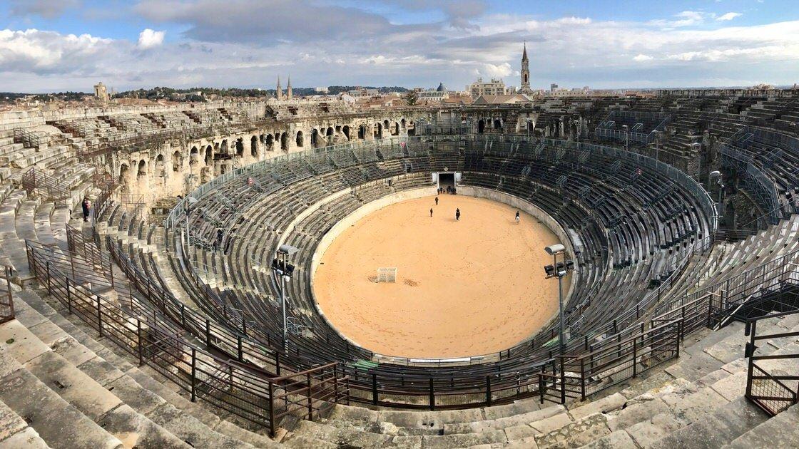Arena w Nimes
