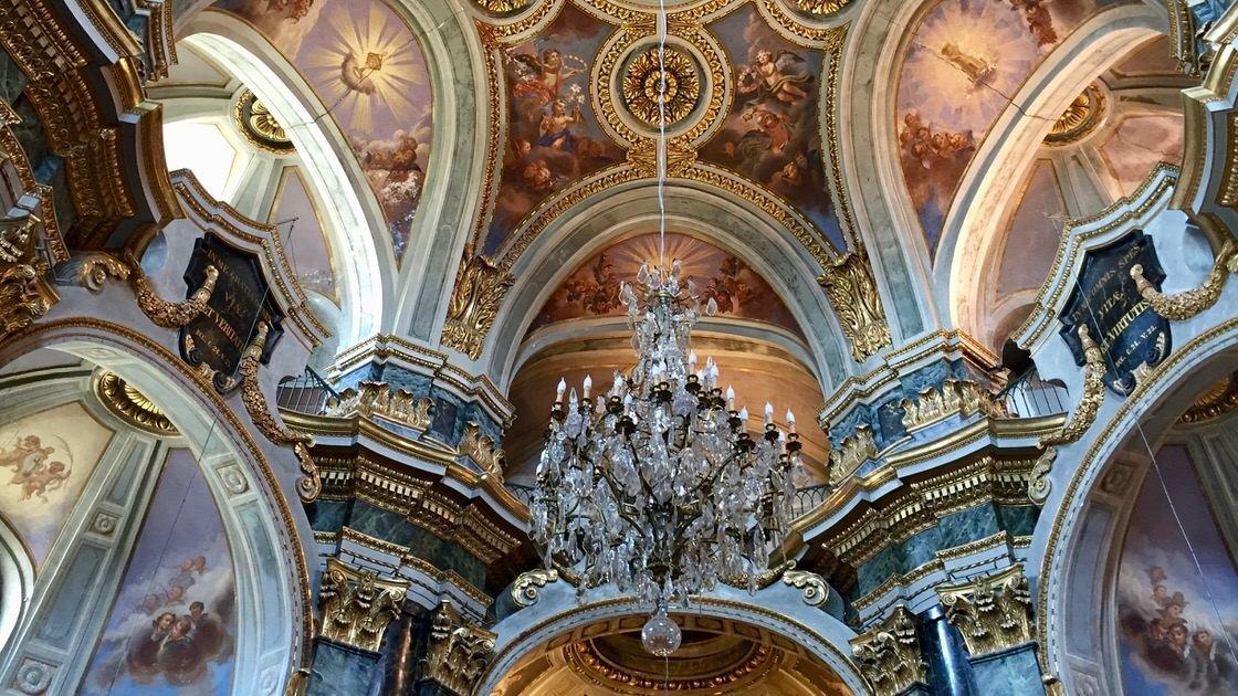 Kaplica Miłosierdzia, Nicea