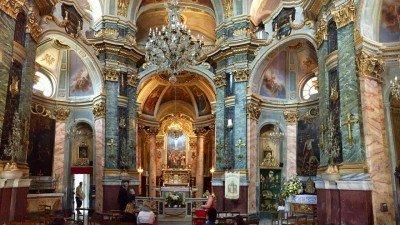 Kaplica Miłosierdzia, Nicea, zdjęcie panoramiczne
