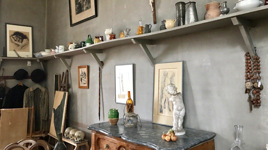 Atelier Cezanne w Aix-en-Provance