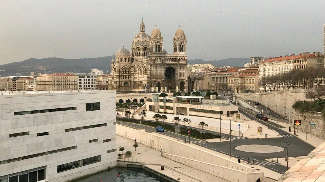 Katedra la Major, Marsylia