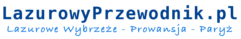 LazurowyPrzewodnik.pl Retina Logo