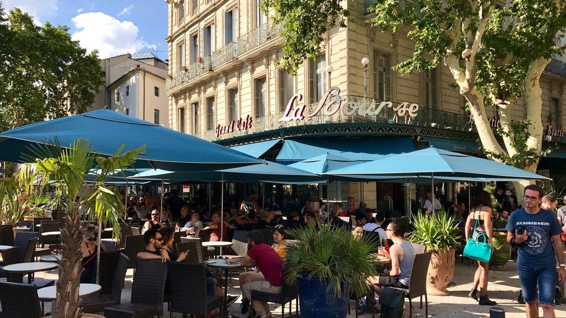 Nimes, Francja