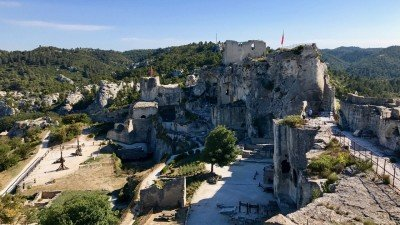 Les Baux-de-Provence, Prowansja
