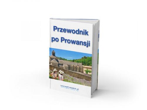 Przewodnik po Prowansji, ebook w PDF