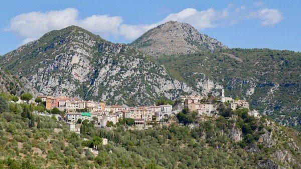 Bonson, miasteczko niedaleko Nicei